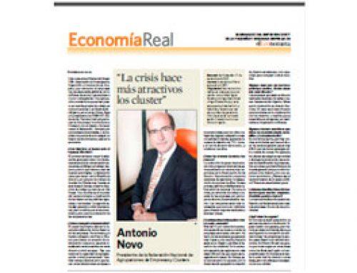 El Economista entrevista al presidente de FENAEIC
